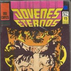Cómics: JOVENES ETERNOS COMPLETA EN UN TOMO EDICIONES ZINCO.. Lote 195304517