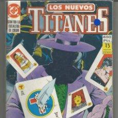 Cómics: LOS NUEVOS TITANES RETAPADO Nº 5 EDICIONES ZINCO.. Lote 195307421