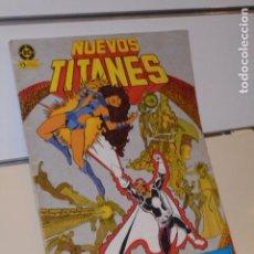 Cómics: NUEVOS TITANES Nº 3 - ZINCO. Lote 195329495
