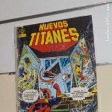 Cómics: NUEVOS TITANES Nº 7 - ZINCO. Lote 195329712