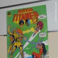 Cómics: NUEVOS TITANES Nº 11 - ZINCO. Lote 195329825