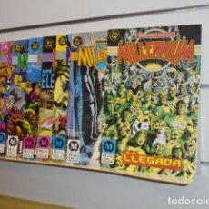 Cómics: MILLENIUM COMPLETA 8 NUMEROS - ZINCO. Lote 195330832