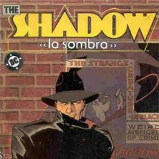 Cómics: THE SHADOW LA SOMBRA Nº 1 EDICIONES ZINCO. Lote 195363812