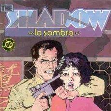 Cómics: THE SHADOW LA SOMBRA Nº 2 EDICIONES ZINCO. Lote 195363846