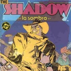 Cómics: THE SHADOW LA SOMBRA Nº 3 EDICIONES ZINCO. Lote 195363876