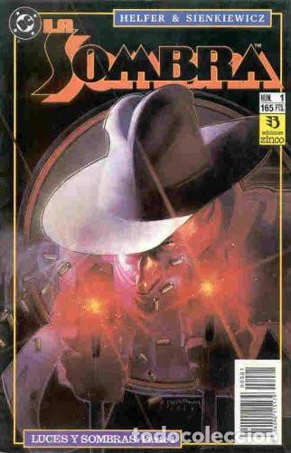 LA SOMBRA EDICIONES ZINCO Nº 1 EDICIONES ZINCO (Tebeos y Comics - Zinco - Otros)
