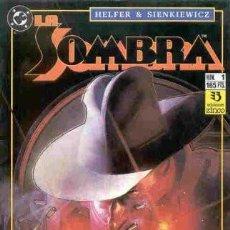 Cómics: LA SOMBRA EDICIONES ZINCO Nº 1 EDICIONES ZINCO. Lote 195364100