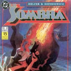 Cómics: LA SOMBRA EDICIONES ZINCO Nº 2 EDICIONES ZINCO. Lote 195364137