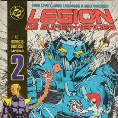 Cómics: LEGION DE SUPER-HEROES Nº 2 EDICIONES ZINCO. Lote 195368352
