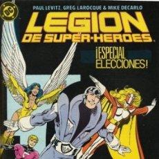 Cómics: LEGION DE SUPER-HEROES Nº 5 EDICIONES ZINCO. Lote 195368382