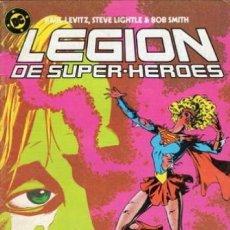 Cómics: LEGION DE SUPER-HEROES Nº 11 EDICIONES ZINCO. Lote 195368416