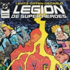 Cómics: LEGION DE SUPER-HEROES Nº 18 EDICIONES ZINCO. Lote 195368446