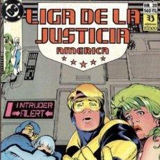 Comics: LIGA DE LA JUSTICIA Nº 31 EDICIONES ZINCO. Lote 195371283