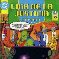 Comics: LIGA DE LA JUSTICIA Nº 53 EDICIONES ZINCO. Lote 195371741