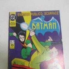 Cómics: LAS AVENTURAS DE BATMAN N.º 14 ED. ZINCO DC 1.993 EPISODIO COMPLETO BUEN ESTADO. CX44. Lote 195378805