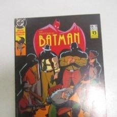 Cómics: LAS AVENTURAS DE BATMAN N.º 15 ED. ZINCO DC 1.993 EPISODIO COMPLETO BUEN ESTADO. CX44. Lote 195378840