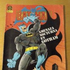 Cómics: BATMAN - AMENAZA NOCTURNA EN GOTHAM - Nº 6 - EDICIONES ZINCO 1ª EDICION. Lote 195413308
