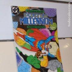 Cómics: ESPECIAL MILLENNIUM Nº 7 MES SEIS CON SUPERMAN Y BLUE BEETLE - ZINCO. Lote 195414352