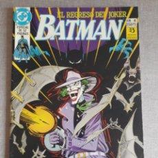 Comics : BATMAN. EL REGRESO DEL JOKER. Lote 195559976