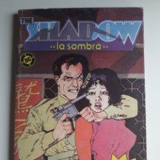 Cómics: THE SHADOW. 1 AL 4. COMPLETA. HOWARD CHAYKIN. Lote 195607426