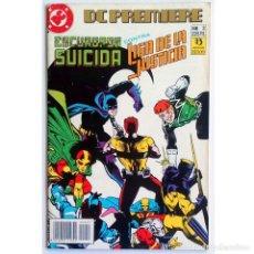 Cómics: ESCUADRÓN SUICIDA CONTRA LIGA DE LA JUSTICIA / DC PREMIERE Nº3 / DC / ZINCO 1990 . Lote 195646838