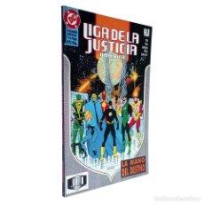 Cómics: LA LIGA DE LA JUSTICIA AMERICANA (JLA) LA MANO DEL DESTINO / DC / ZINCO 1996 (JURGENS & BURCHETT). Lote 195649376