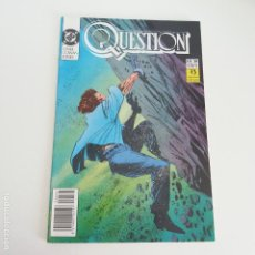 Comics: QUESTION NÚMERO 36 (ÚLTIMO) O'NEIL - COWAN. Lote 195701303