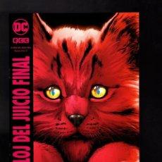 Cómics: EL RELOJ DEL JUICIO FINAL 8 - ECC / DC GRAPA. Lote 195706061
