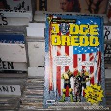 Comics: JUDGE DREDD RETAPADO 1 CONTIENE LOS NUMERO 1 AL 5,COMO NUEVO. Lote 195819742
