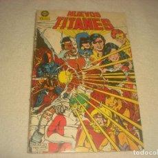 Comics: NUEVOS TITANES , CONTIENE LOS NUMEROS : 31, 32, 33, 34 Y 35.. Lote 196011897