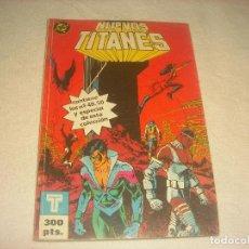 Cómics: NUEVOS TITANES 11. CONTIENE LOS NUMEROS 49, 50 Y ESPECIAL DE VERANO .. Lote 196013510