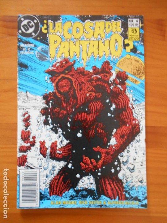 LA COSA DEL PANTANO Nº 6 (DE 12) - ALAN MOORE - DC - ZINCO (D) (Tebeos y Comics - Zinco - Cosa del Pantano)