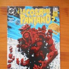 Cómics: LA COSA DEL PANTANO Nº 6 (DE 12) - ALAN MOORE - DC - ZINCO (D). Lote 196061608