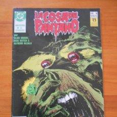Comics: LA COSA DEL PANTANO Nº 9 (DE 12) - ALAN MOORE - DC - ZINCO (D). Lote 196061730