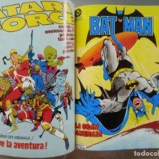 Comics: BATMAN. EDITORIAL ZINCO. VOL. 1. TOMO RETAPADO NÚMERO 2. CONTIENE DEL 6 AL 10. Lote 196475915