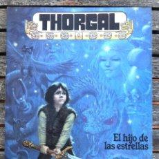 Cómics: THORGAL, EL HIJO DE LAS ESTRELLAS. AUT. ROSINKI Y VAN HAMME. ED. ZINCO AÑO 1986.. Lote 196648853