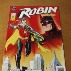 Cómics: ROBIN Nº 8. UN NUEVO COMIENZO. DC. EDICIONES ZINCO. Lote 196654793