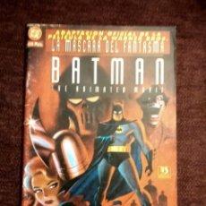 Cómics: BATMAN: LA MÁSCARA DEL FANTASMA. THE ANIMATED MOVIE - ED. ZINCO. Lote 196808317