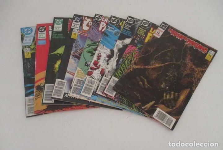 9 COMICS - LA COSA DEL PANTANO (Tebeos y Comics - Zinco - Cosa del Pantano)