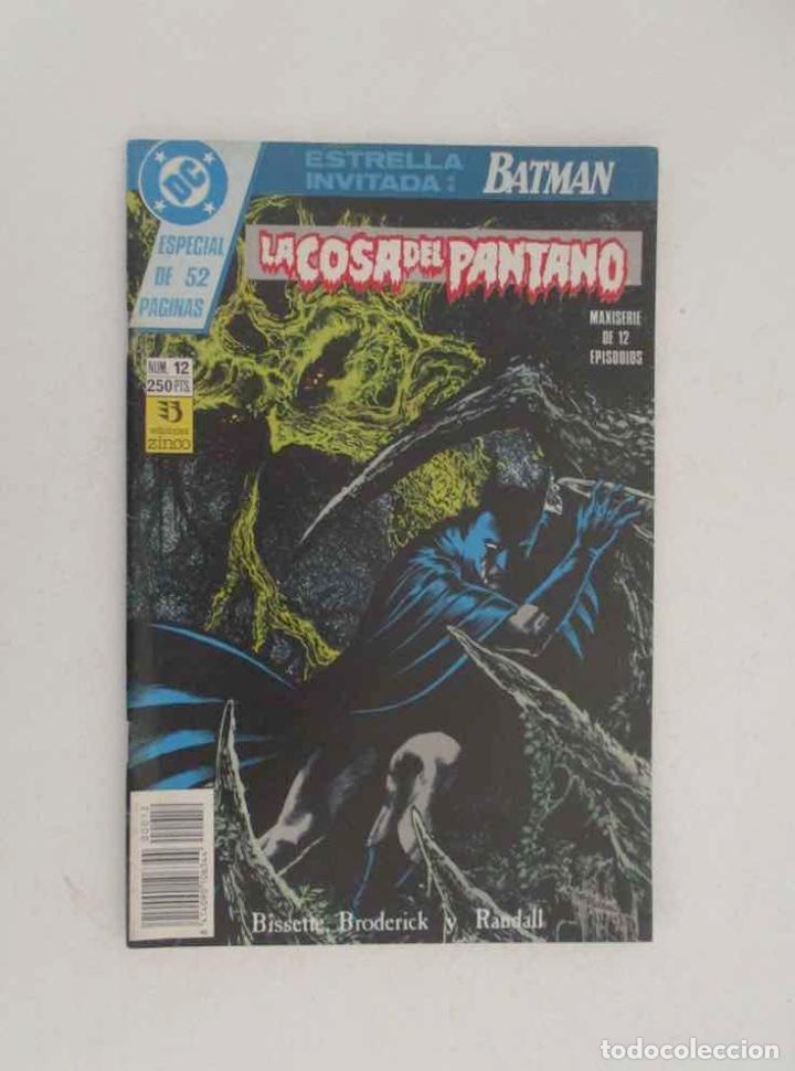 Cómics: 9 COMICS - LA COSA DEL PANTANO - Foto 6 - 196952278
