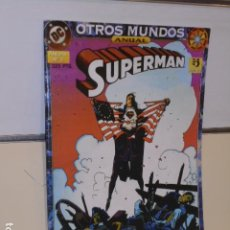 Comics: SUPERMAN ANUAL Nº 1 OTROS MUNDOS - ZINCO. Lote 197117976