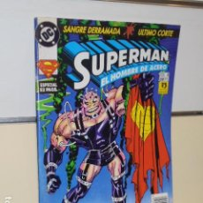 Comics: SUPERMAN EL HOMBRE DE ACERO Nº 8 - ZINCO. Lote 197128650