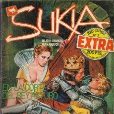 Comics: SUKIA EXTRA - EDICIONES ZINCO / NÚMERO 2. Lote 197150590