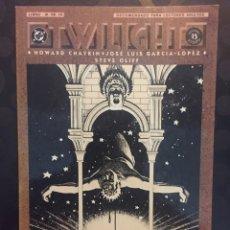 Cómics: TWILIGHT LIBRO III DE III : SANGRE EN LAS ESTRELLAS . ( 1992 ).. Lote 197207728