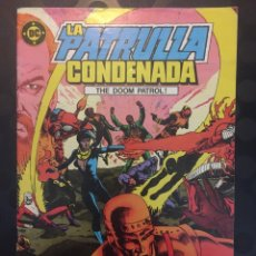 Comics : LA PATRULLA CONDENADA THE DOOM PATROL N.1 : EL ORIGEN . ( 1988 ).. Lote 197301270