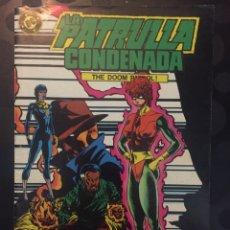 Cómics: LA PATRULLA CONDENADA THE DOOM PATROL N.4 . ( 1988 ).. Lote 197306342