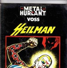 Cómics: METAL HURLANT 1 - HEILMAN - VOSS - COLECCION NEGRA. Lote 197501726