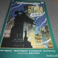 Cómics: BATMAN - GOTHAM LUZ DE GAS. Lote 197555807