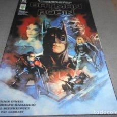 Cómics: BATMAN - ROBIN ADAPTACION DE LA PELICULA. Lote 197556150