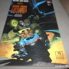 Cómics: BATMAN - JUICIO SOBRE GOTHAM. Lote 197558588